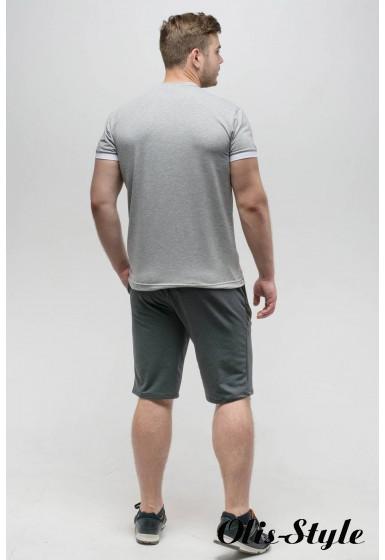 Мужская футболка Филипп (серый) оптовая цена