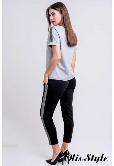 Спортивный костюм Мия (серый) Оптовая цена