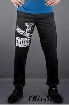 Мужские спортивные штаны Рико (черный) Оптовая Цена