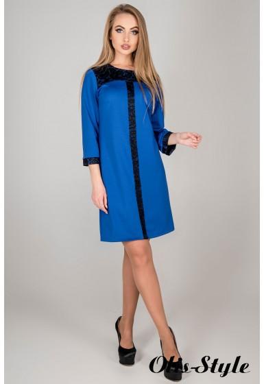 Платье Таура (электрик) Оптовая цена