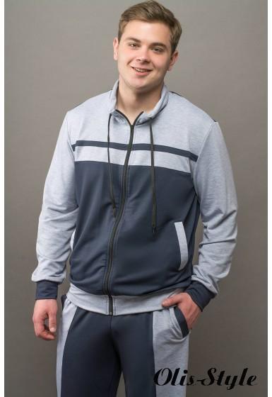 Мужской спортивный костюм Стивен (синий) Оптовая Цена