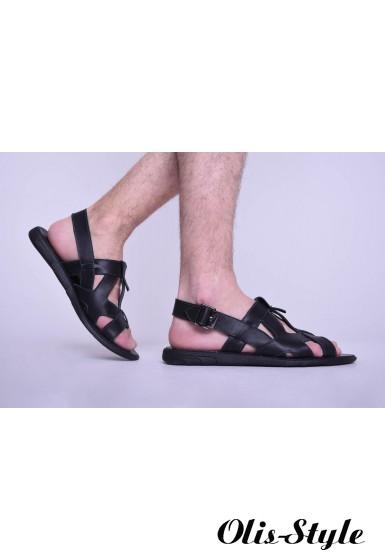 Мужские сандали 1148 (черный)