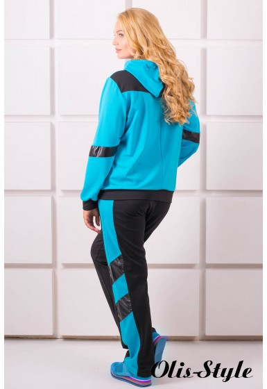 Спортивный костюм Лэсси (бирюза)   оптовая цена