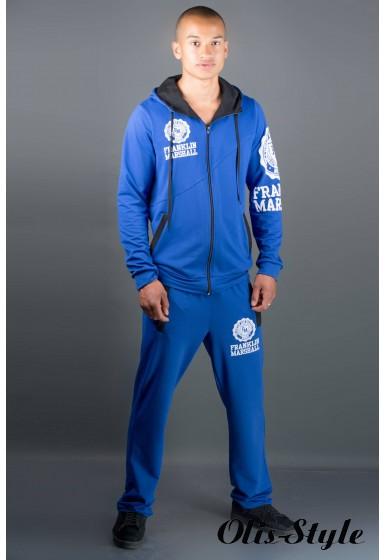 Мужской спортивный костюм Шалди (электрик) Оптовая Цена