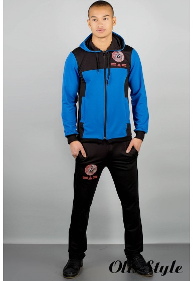 Мужской спортивный костюм Гранж (электрик) Оптовая Цена