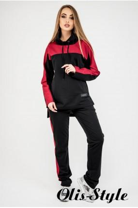 Спортивный костюм Джейла (черный) Оптовая цена