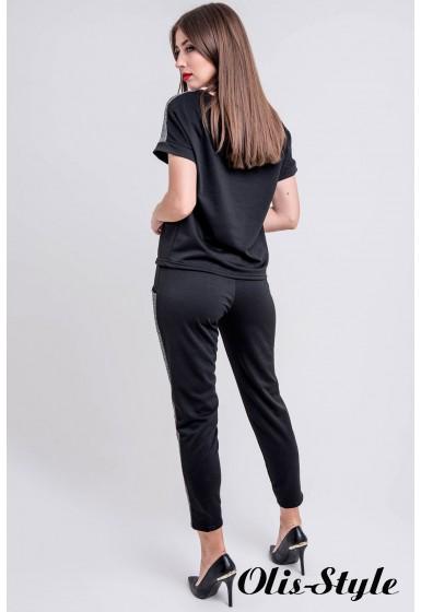 Спортивный костюм Мия (черный) Оптовая цена