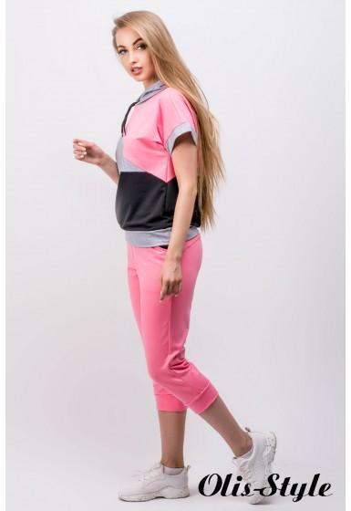 Спортивный костюм Илайя (розовый) Оптовая цена