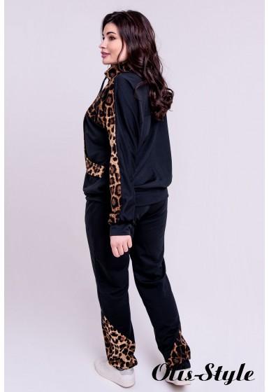Спортивный костюм Амалия (черный) оптовая цена