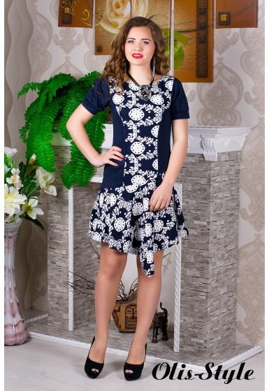Платье Ирма (орнамент) оптовая цена