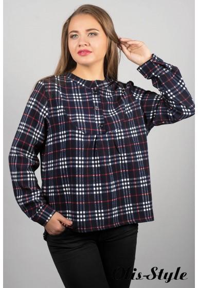 Рубашка Марчелло (синя-красная) Оптовая Цена