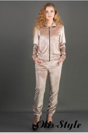 Спортивные штаны Лой (бежевый) Оптовая цена