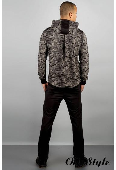 Мужской спортивный костюм Гранж (бежевый) Оптовая Цена
