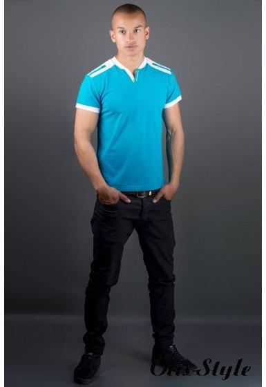 Мужская футболка Рональдо (бирюза) оптовая цена