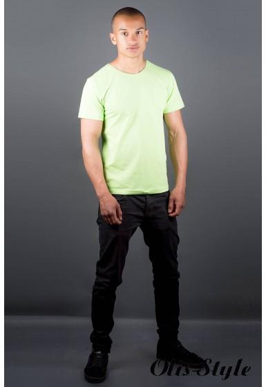 Мужская футболка Жерар 2 (салатовый) оптовая цена