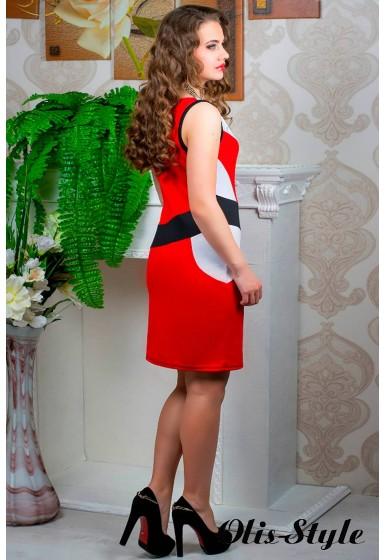 Платье Мидея (коралл) оптовая цена