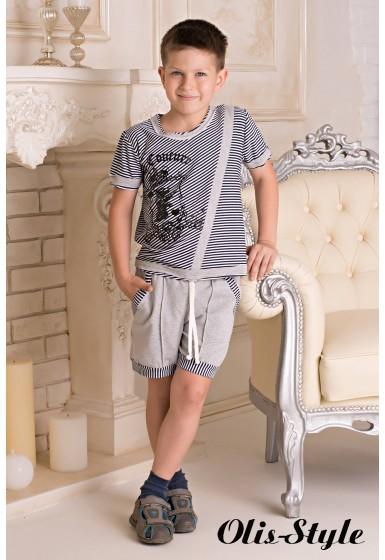 Костюм детский Балтимор (серый) оптовая цена