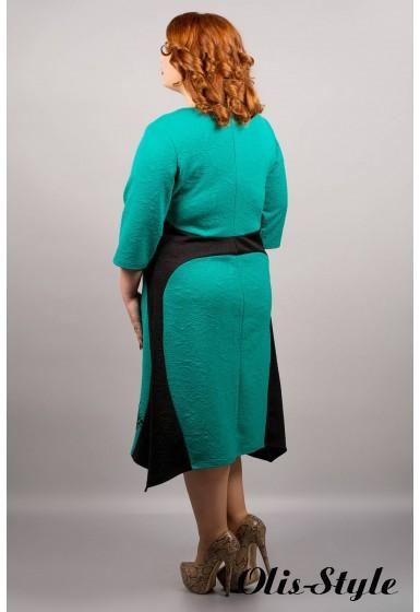 Платье Марта (бирюза) оптовая цена