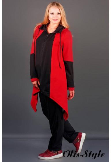 Спортивный костюм Бионика (красный) оптовая цена