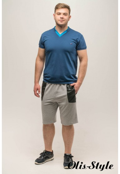 Мужские шорты Блэк (серый)