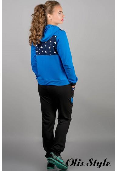 спортивный костюм Анжелика (бирюза звезды) Оптовая Цена