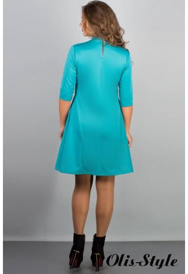 Платье Француаза (бирюза) Оптовая цена
