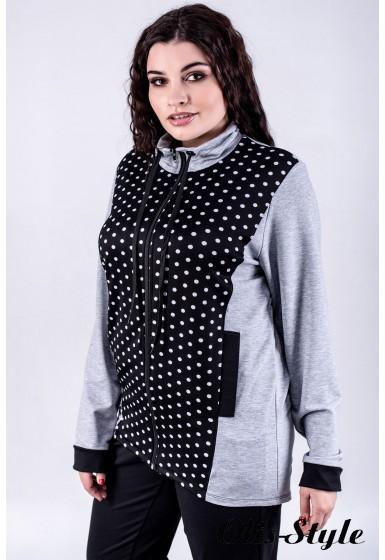 Спортивный костюм Алания (серый) оптовая цена