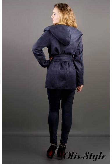 Кардиган Альфина (синий) оптовая цена