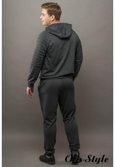 Мужской спортивный костюм Тимм (темно серый) Оптовая Цена
