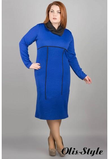 Платье Армель (электрик)  оптовая цена