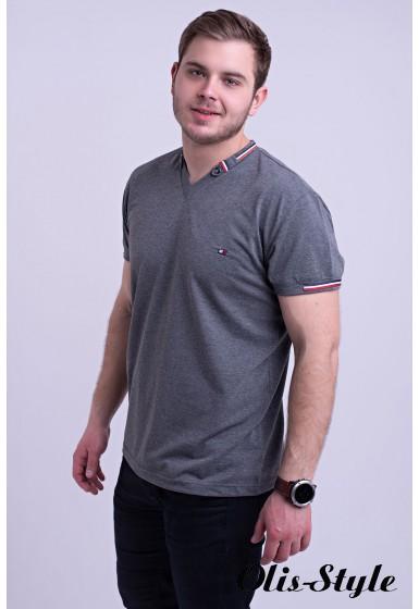 Мужская футболка Грэй (серый) оптовая цена