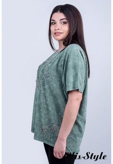 Туника Роззи (зеленый)