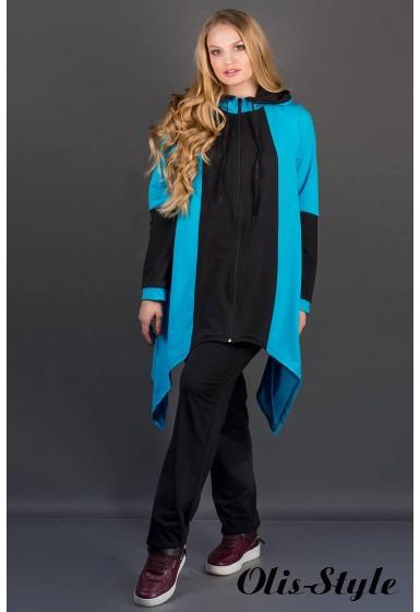 Спортивный костюм Бионика (бирюза) оптовая цена