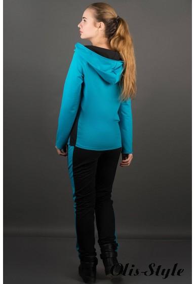 Спортивный костюм Наргиз (бирюза) Оптовая цена