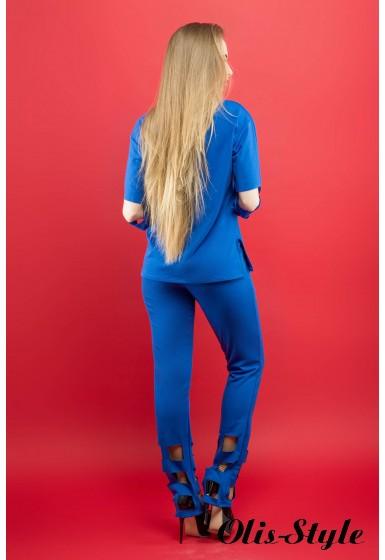 Спортивный костюм Блер (электрик) Оптовая цена
