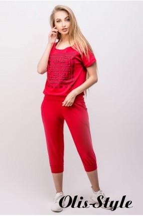 Спортивный костюм Амми (красный) Оптовая цена