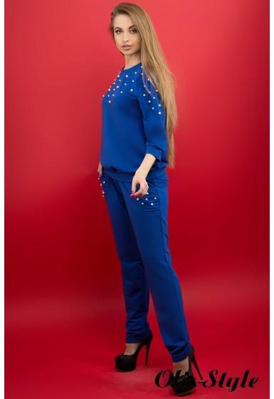 Спортивный костюм Тереза (электрик) Оптовая цена