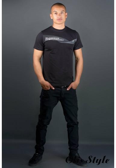 Мужская футболка Пегас (черный) оптовая цена