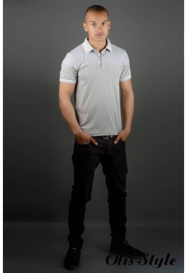 Мужская футболка Жорж (серый) оптовая цена
