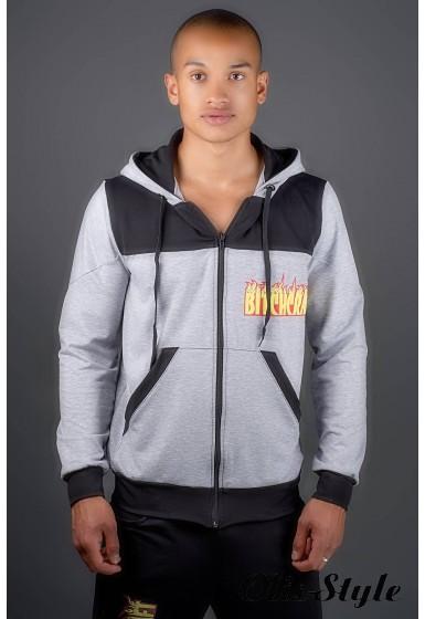 Мужской спортивный костюм Сэм (черный) Оптовая Цена