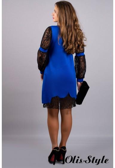 Платье Астра (электрик ) Оптовая цена