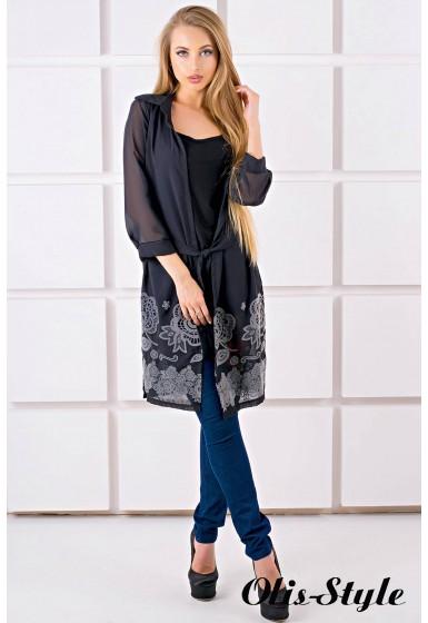 Рубашка Марганита (черный) оптовая цена