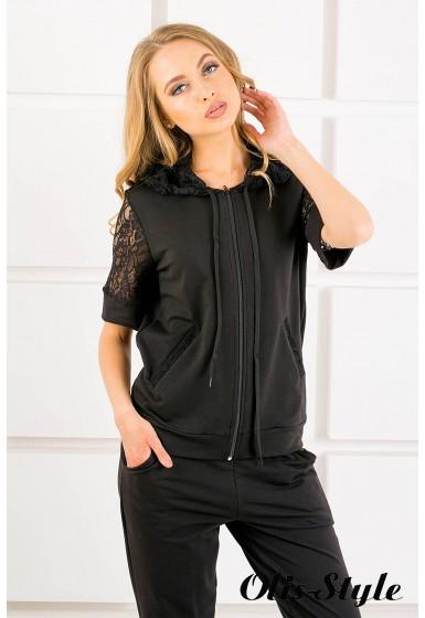Спортивный костюм Рошаль (черный) Оптовая цена