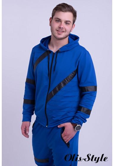 Мужской спортивный костюм Конти (электрик) Оптовая Цена