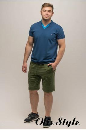 Мужские шорты Энджи (хаки) Оптовая Цена