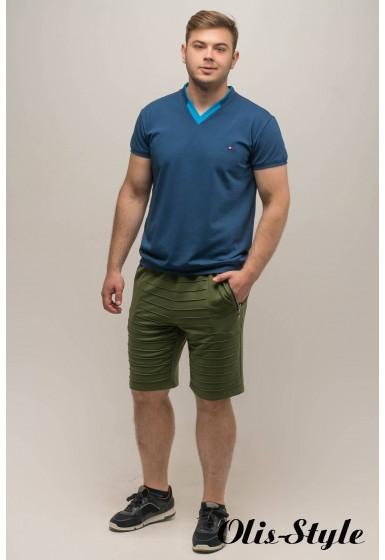Мужские шорты Энджи (хаки)