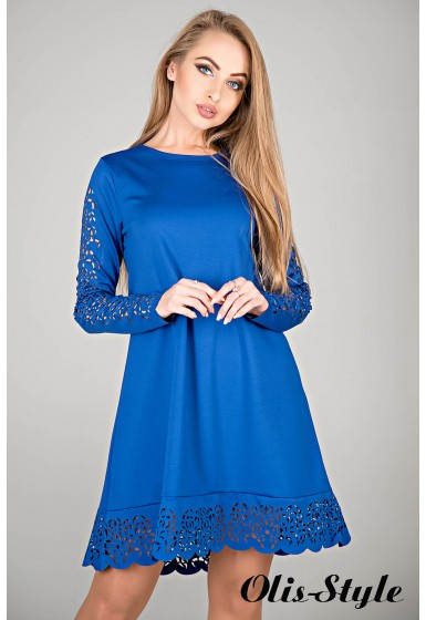 Платье Эрин (электрик) Оптовая цена