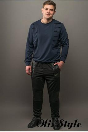 Мужские спортивные штаны Алекс (черный) Оптовая Цена