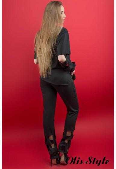 Спортивный костюм Блер (черный) Оптовая цена