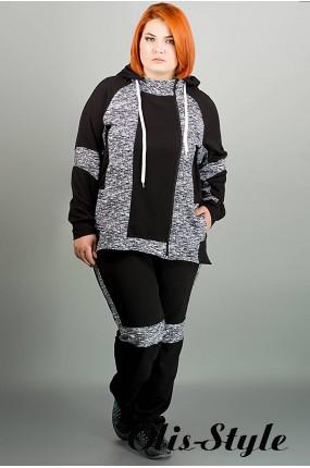 Спортивный костюм Виалетта (черный)   Оптовая Цена